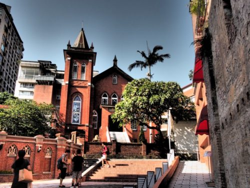 台湾基督長老教会淡水教会