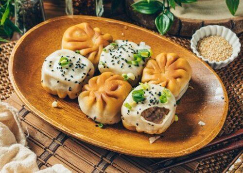 老上海生煎