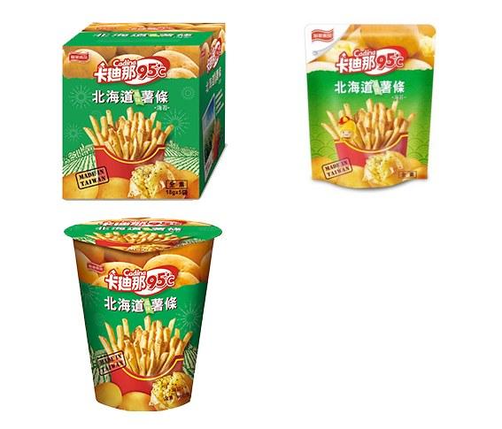 北海道風味薯條-海苔
