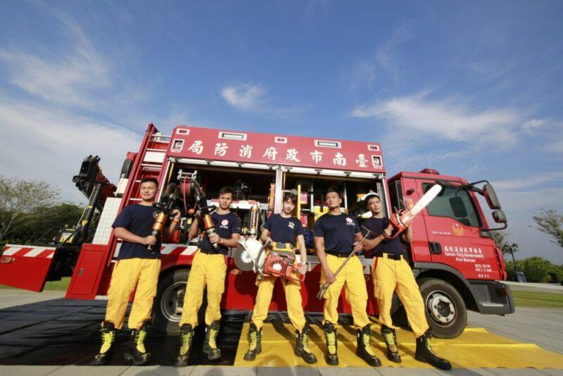 臺南市消防史料館