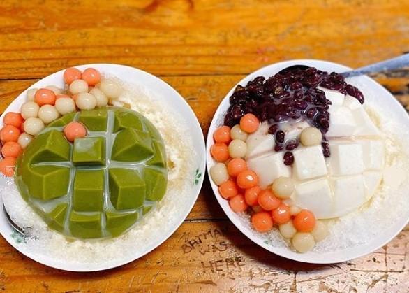 懷舊小棧 - 五妃廟口豆腐冰