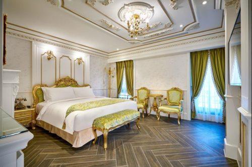 皇后古堡飯店