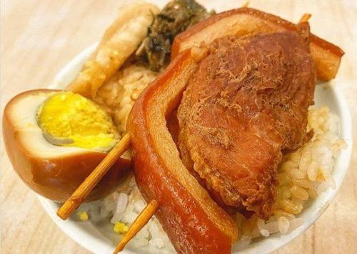 阿章爌肉飯