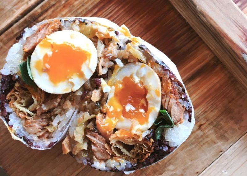 台中の「食客所」は人気のおにぎり専門の朝ごはん屋さん!
