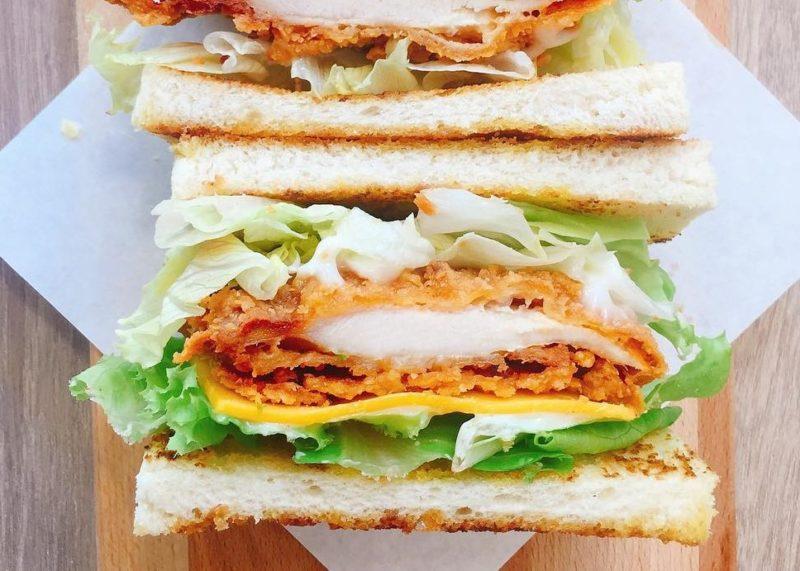 台中の「三明主義」はサンドイッチが美味しい朝ごはん屋さん