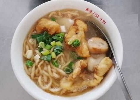 醇涎坊鍋燒意麵