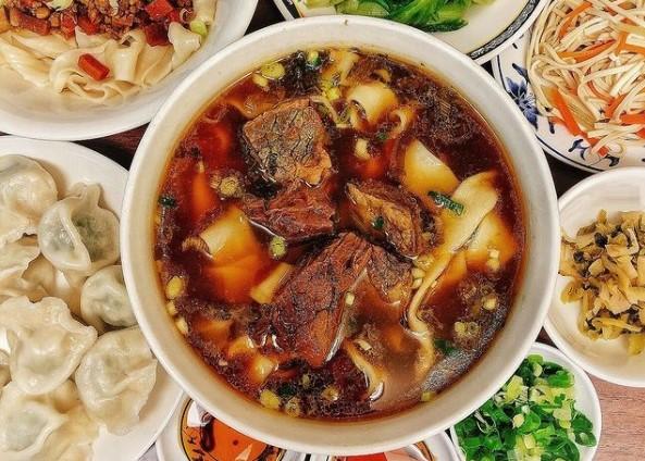 老山東牛肉麵