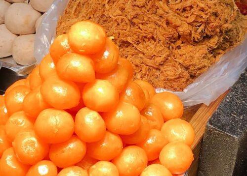 劉芋仔香酥芋丸