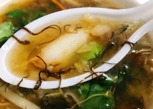 吳記螃蟹羹油飯