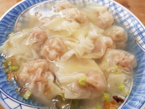 羅東帝王廟口喥咕麵